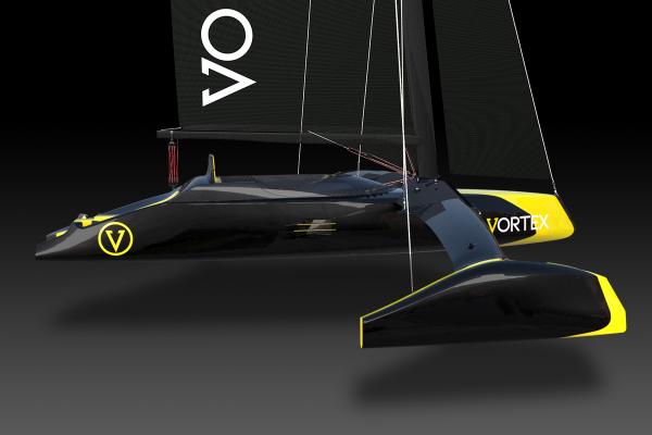 Vortex Pod Racer