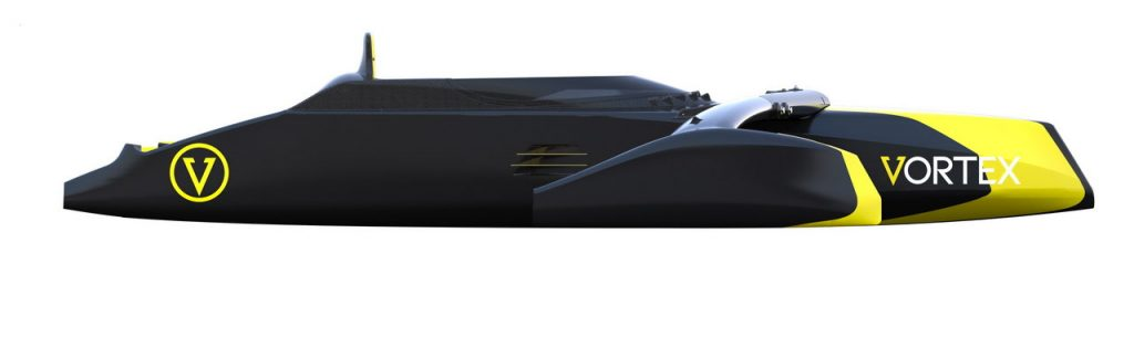 Vortex Pod Renders Side View Light